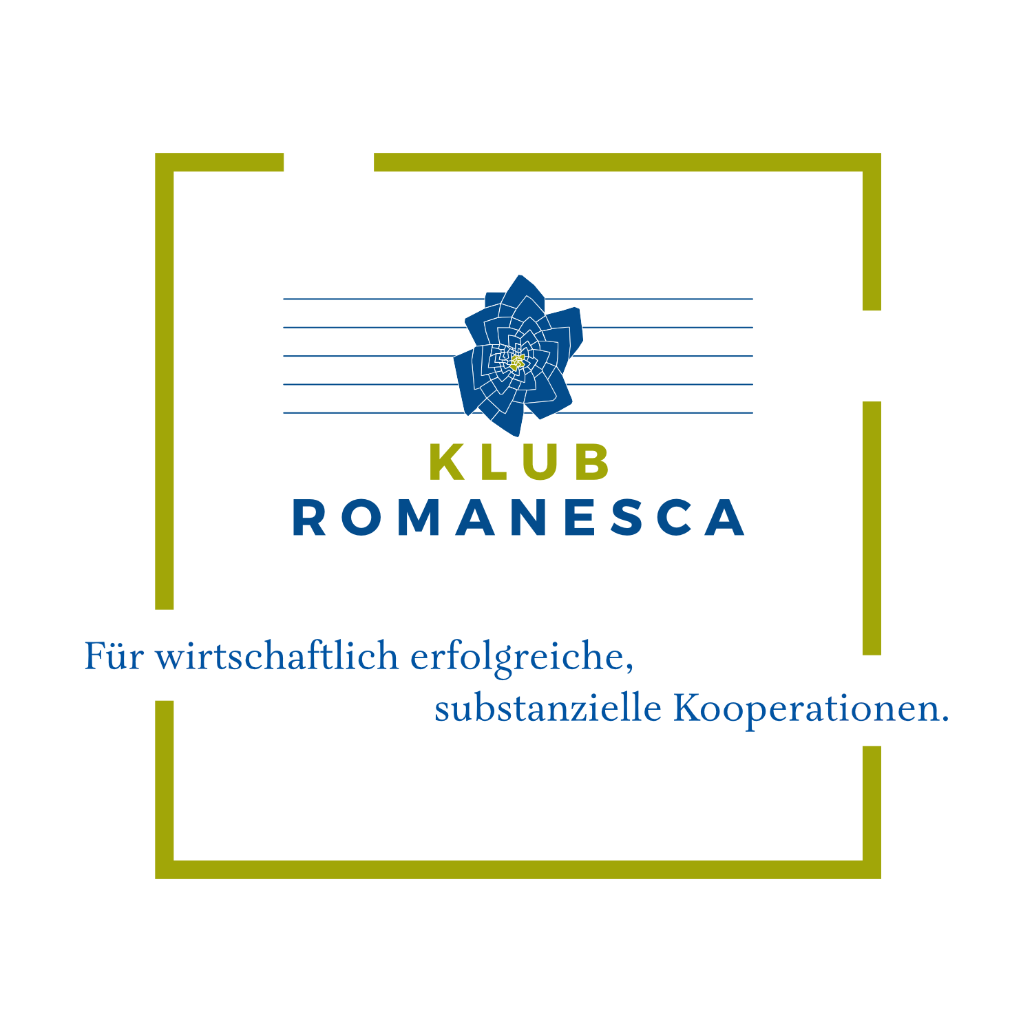 Klub Romanesca Slogan